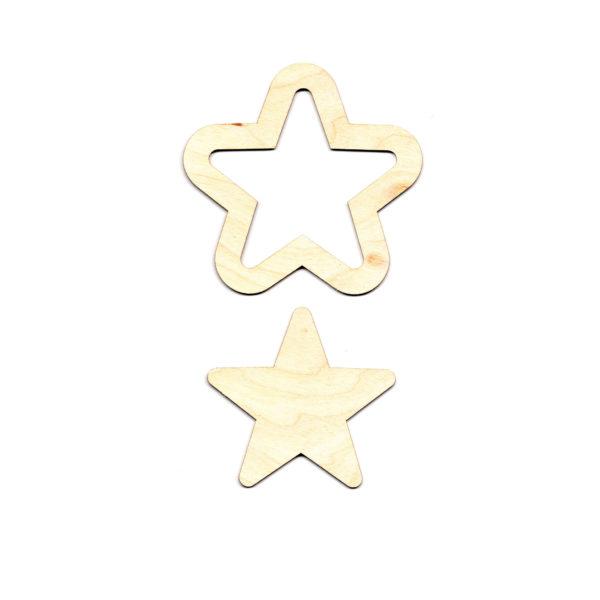 dekoracja gwiazdka