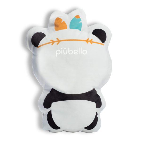 poduszka panda tyl