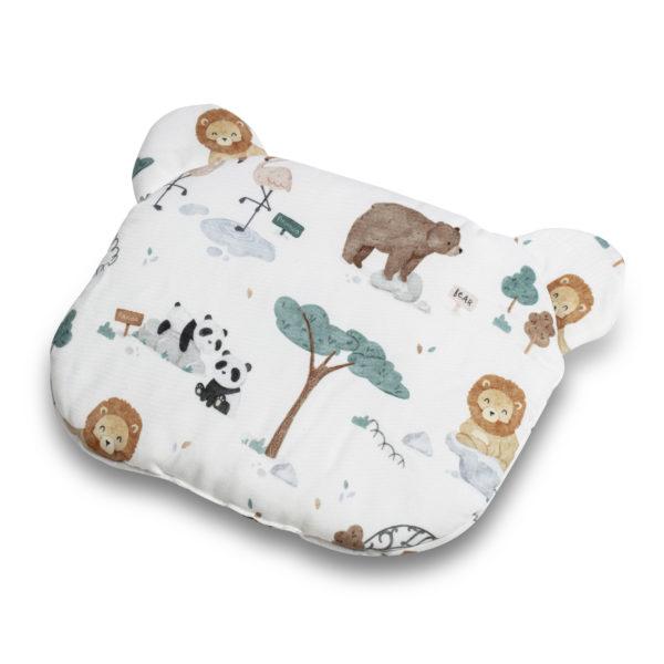 poduszka bambusowa dla niemowlaka
