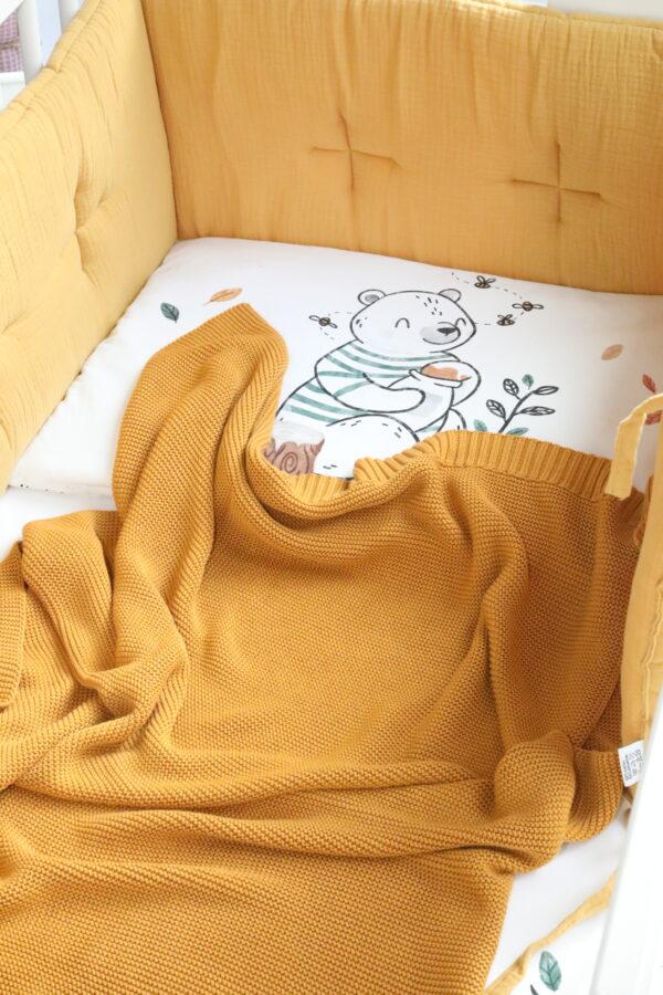 kocyk dla noworodka