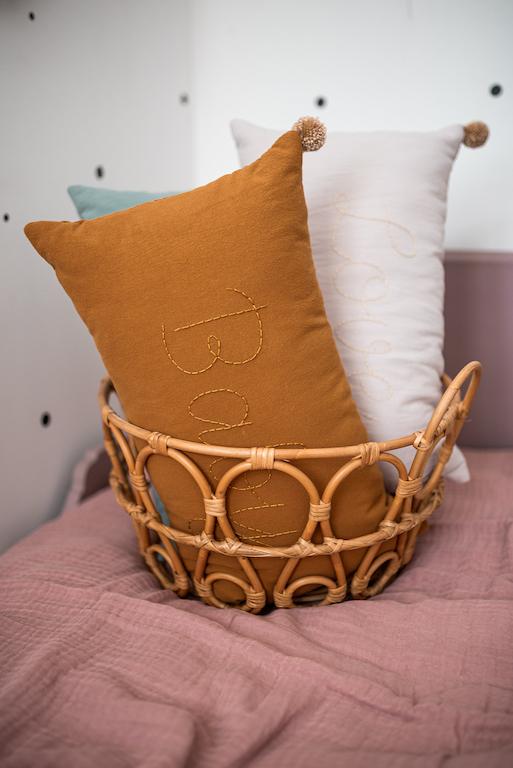 poduszka ozdobna do pokoju dziecka